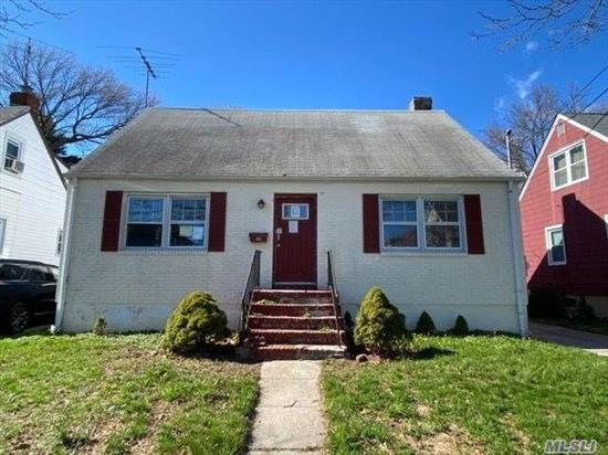Looking for a great opportunity? Look no more! This property has tons of potential, built in 1947 with 1, 515 square feet of living space. This home has tons of character and charm. It is located close to main roads with easy access to local amenities. This property will not last.