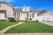 Charming 2 Bedroom Ranch in The Waterfront Community of S. Bellmore! Offers Hardwood Floors, an Eat-In-Kitchen w/ New SS Appliances, Large Attic Space for Storage, Updated Bath, Windows & Tankless Hot Water Heater. Gas Heat and Cooking. Washer/Dryer Included. Don't Miss this Wonderful Opportunity!! Call Today for an Appointment!