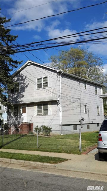 Legal 2-Family Colonial, 4 Large Bedrooms, 2.5 Baths, Beautiful Wood Floors, Zoned For Award Winning Shaw Ave Elementary, Full Basement With Ose, Lot Size 69X100,