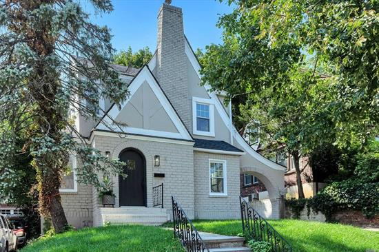 Move right in to this Sophisticated & Stylish & Completely renovated from top to bottom Storybook 3 bedroom 1.5 bath colonial within close distance to town & train. New roof, windows, electric & plumbing... All new Kitchen w/quartz countertops and s.s appliances and white custom cabinetry. Gleaming H/W floors throughout... CAC, GAS Heat, Nest thermostats. Sliding doors to deck overlooks private manicured backyard.... Easy Living....#virtual open house https://danielgale.zoom.us/j/98262597183?pwd=V2JGbGFoNE1rVmx3Z29mVUJwKy9xdz09 05/23/2020 9:30AM-10:00am