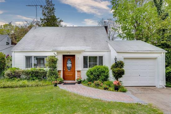 Fully Renovated, Spacious Home in the Heart of Port Washington with 4 BR, 3 Bath. Highlights include Formal Dining Rm, New Bathrooms, and Custom Made Kitchen W/ Stainless Steel Appliances and Granite Counter-top. It Boasts Hardwood Floors Throughout, New Andersen Windows and Doors. Full Finished, Sunny Basement with High Ceilings, Summer Kitchen and an Outside Entrance. Attached 1 Car Garage and Driveway. Walking distance to Train Station, The Port Washington Branch of LIRR is the best on LI. Close to Schools, Shopping, Restaurants, Golfing and Parks. VIRTUAL TOUR AT http://account.dynamicmediasolutions.com/163305