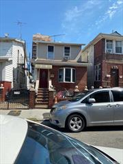An excellent Duplex located at the prime of Brighton Beach. Located near restaurant , school, hospital, shopping, Belt pakwy. Close to public transportation which is B1 B4 B68and Q train. R zoning which provides Opportunity to build approx. 5300 sq.ft.