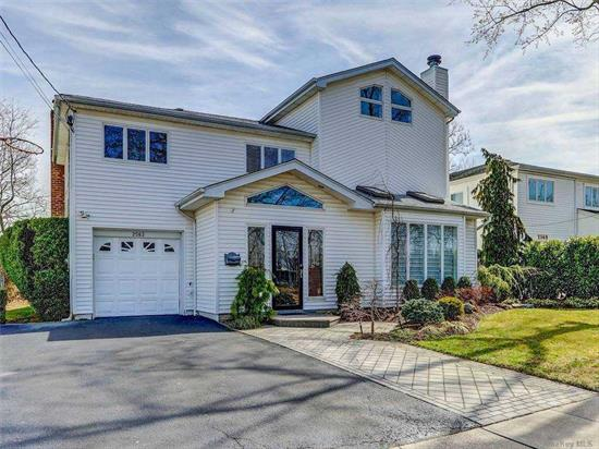 The hidden jewel of Ocean Ave is now up for sale!!! Bring your check list and be prepared to check off everything. This is going to be love at 1st sight. Beautifuuly expanded 4 bedrooms 2.5 baths, CAC, gas fireplace, designer kitchen a true WOW! Property lovers dream !!