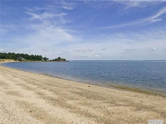 Amazing Price Reduction To $3, 900, 000! Wide Sandy Beach On L.I. Sound. 4 Gorgeous Acres. Walk, Swim, Moor Boat. 7 Beds, 7 1/2 Bath Updated Colonial. Pool, Complete Staff Apartment. Extraordinary Opportunity!