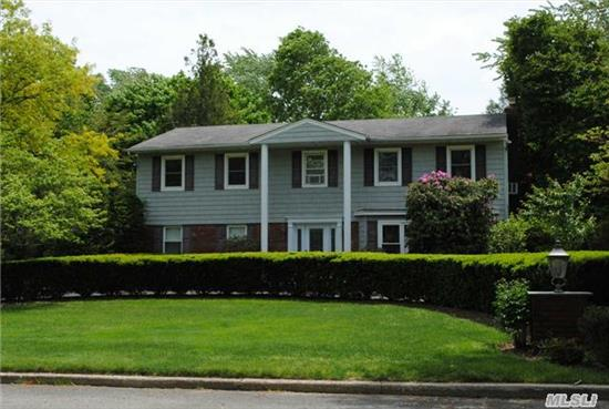 Large Brookfield Colonial On Park Like Setting. Very Well Maintained By Original Owner. Roof, Most Windows, Front Siding All 10Yrs Young. Updated Electric, New Dryer. The 18X44 In Ground Pool Takes Up Very Little Of This Beautiful & Peaceful Yard. Mid Block Location & Surrounded By Well Manicured Homes. Great Opportunity... Move In & Give This Home Your Own Personal Touch
