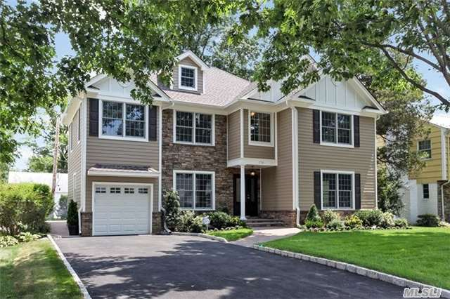 New Colonial Done By O' Neill And Son! In The Heart Of The Estates Section. Gourmet Eik Adjoins Fam Rm/Fp. Huge Master Suite With Full Bath, Walk In Closet, 3 Add'l Brs (2 With Jack And Jill Bathroom) Add'l Hall Bath, 2nd Flr Laundry. Large Walk Up Attic. Finished Basement With Two Egress Windows. Bedroom, Bath, Gym/Playroom. A Must See!