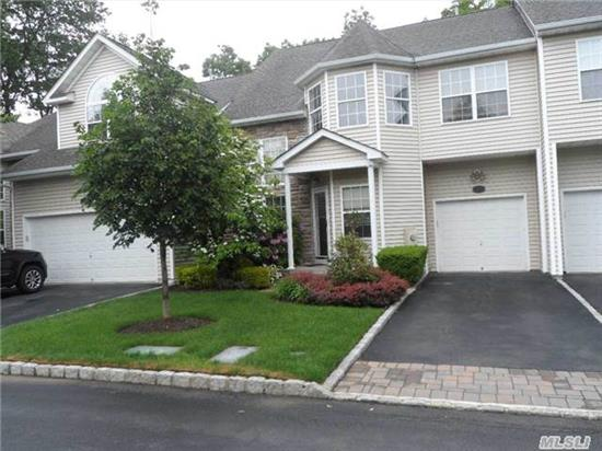 Beautiful Gated Community. Brookfield Model With 2 Story Entry And Open Floor Plan. Eik W/Center Isle, Family Room W/Gas Fireplace, Large Master Bedroom With Abundance Of Closet Space, Hi Hats Throughout. Private Wooded Backyard W/Deck Off Kit, Full Finished Bsmt, Low Taxes. Let's Make A Deal!!!!! All Binders Off! Make An Offer!