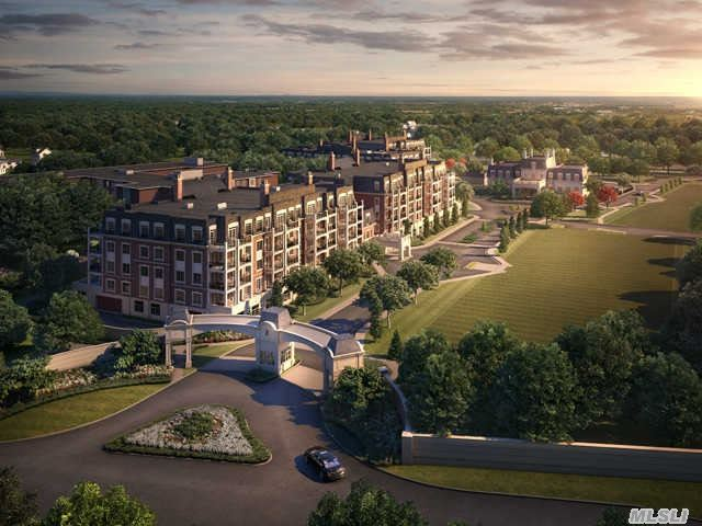 The Ritz Carlton Residences - The Best New Address On Long Island! Luxury Residence #1110 In Gated Community With 25, 000 Sq Ft Clubhouse Featuring Indoor & Outdoor Salt Water Pools, Gym, Movie Theater, Golf Simulator, Billards Rm, Banquet Rooms With Catering Kitchen & Large Outdoor Terrace. Amenities Include 24 Hour Concierge, Doorman, Porter & Valet Parking.