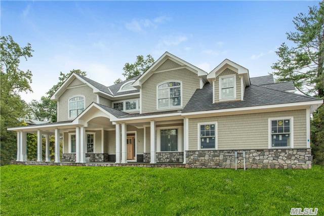 Spectacular Hampton Style Colonial, Exceptional Details And Beautiful Appointments Throughout. All High End Materials, House 80% Complete. Total Living Space 5, 400 Sqft Plus 560 Sqft 3 Car Garage. Large Bedroom On The First Floor. Manhasset Sd # 6