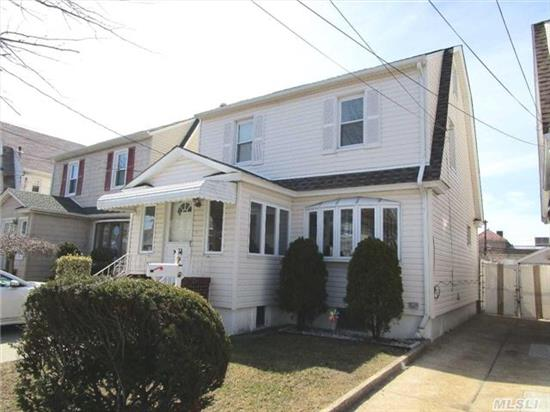 This Beautifully Maintained Colonial Features 3 Bedrooms 1.5 Baths An Eat-In-Kitchen And A 1 Car Garage. A Formal Dining Room And A Finished Basement. This Home Is Near Shopping, Restaurants And Transportation.