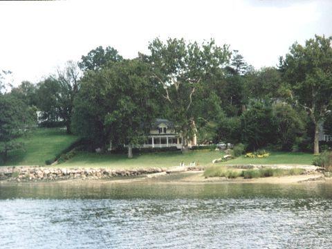Waterfront Plandome 1810 Farmhouse.