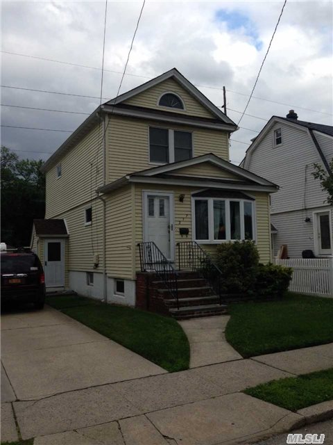 Excellent Colonial 3 Bed 1 Bath , Updated Kitchen, Wooden Deck, And New Windows Throughout.