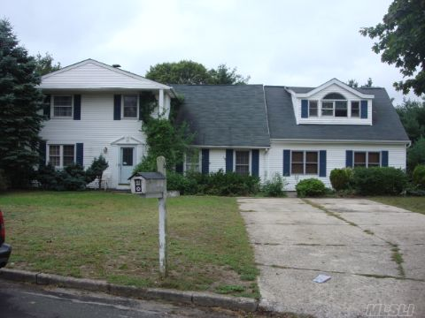 Spacious Colonial With 2 Story Addition - 6 Bedrooms, 3.5 Baths, Part Basement, All Located On Just Shy Of An Half Acre Lot!