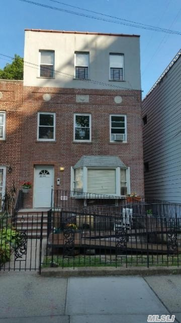 Great 4 Family Brick Located In Much Desired Area Of Ditmars , Fully Occupied , All Apartments Updated , Granite Counters, Stainless Appliances, Dishwasher, Microwave, Hardwood Floors Thru Out, 7 Min Walk To N & Q Train , Steps To Astoria Park.