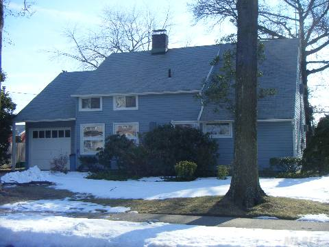 Charming Cape Cod Home With A Great Backyard! Eat In Kitchen, Living Room, 4 Bedrooms, 2 Full Bath, Office Upstairs & A Fireplace. In Ground Sprinklers & Newer Windows, Roof & Siding. Beautiful Location On Pretty Street! Come Take A Look!