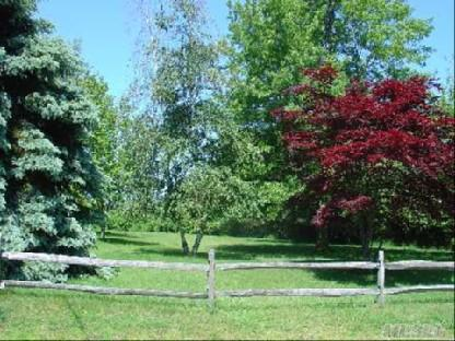 Unbelievable Value And Great Opportunity To Own A Special Piece Of Southold.  This Shy 1/2 Acre Parcel With Beautiful Specimen Trees Is A Perfect Location To Build Your Dream Home On The North Fork.