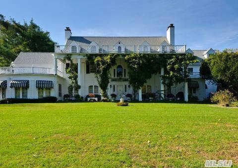 Private Country Manor Estate.