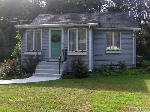 Reduced To Sell!!! Absolutely Adorable Cottage 'Style' Ranch On Dead End Street. Pristine Inside And Out! Beautiful Landscaping...Gazebo With Electric & Cable, New Cac(2010), Roof(09), Carpeting, Paint, Fence, Pella Front Dr & Refrigerator,Igs,Shed W/Electric. Tx W/Star Only $4,400.