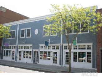 8442 Sq. Ft. Mixed Use Building Completed In 2006. Located In The Heart Of Greenport Village This Fully Sprinkled Building Includes 4000 Sq. Ft. Of Retail Space Currently Leased To 3 Tenants And 4 - 900 Sq. Ft. Apartments. Great 1031 Exchange Opportunity.  Call For Additional Information.