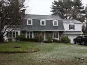 Expanded Ch Col With 2 Master Suites On The 2nd Floor W 2 Family Bdrms And Bth, Lg Famrm, Den, Lvly Prop