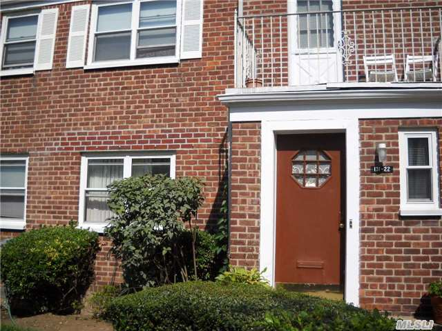 Two Bedroom Coop, Eat In Kitchen, Living Room/Dining Room, Full Bathroom, Hardwood Floors, Terrace, Attic