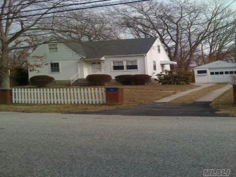 Very Well Maintained Home Freshly Painted In & Out, Floors Refinished, New Appliances, New Roof, Move In Ready.