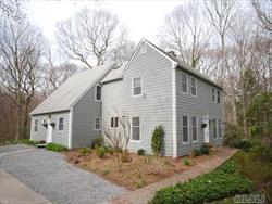 Beautiful Saltbox Colonial On 3/4 Acre Of Lovely Landscaped Property.5Brs.,3&1/2 Ba.Flr W Fp,Fdr,Fr,Office Play Rm/Laundry,Stainless Steel Appl.,Granite Counters,Cac,Large Deck,Skylight,Shed.Close To Beach&So Much More.Big Price Reduction!
