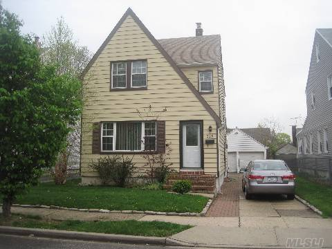 Completely Re-Done Home On Dead End Street.  Brand New Carpeting, Appliances (Never Used Before), Baths, Windows, Heating System And More.  Hardwood Floors Underneath Carpeting On Second Floor. Taxes Above Are After Star.  Priced To Sell.
