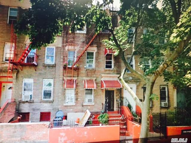 Location, Location, Location, 3 Family 100% Brick, Two 2 Bedroom Apt., One 3 Bedroom Apt. Full Bsmnt, Steps Away From Transportations, Shopping Area, Schools, Hospital, Major Highway, Yankee Stadium, Etc!!!!