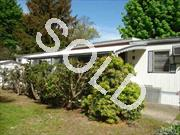 New Roof, Skirting, Gutters & Leaders, A/C, Fresh Paint, Newer Refrigerator. Must Sell And In Great Shape. Owner Will Give Credit For New Carpet. Will Sell Furnished. Pets Welcome. 55+ Senior Lakefront Community. Maint $533.42 Includes Water, Lot Rent, Garbage And Snow Removal & Cesspool Maint. Taxes Listed Are Without Exemptions