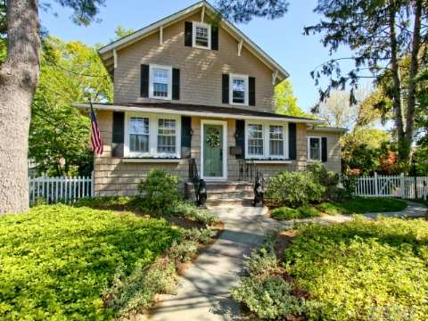 Totally Updated 3 Bedroom, 3 Bath Colonial Set On Beautiful Park-Like Property With Heated Inground Pool With New Pool Liner.  New Kitchen, Baths, Family Room, Roof 2011 And Windows.  A Must See!