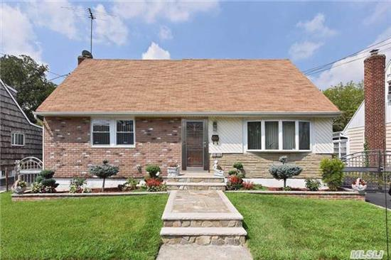 Beautiful Well-Maintained Single Family House Located In The Best Part Of College Point. Close To All. Great Development Opportunity To Extend An Existing Single Family To A 2, 600 Sqft Single Family Home !! All Info Deemed Accurate However Should Be Independently Verified By Prospective Purchaser .