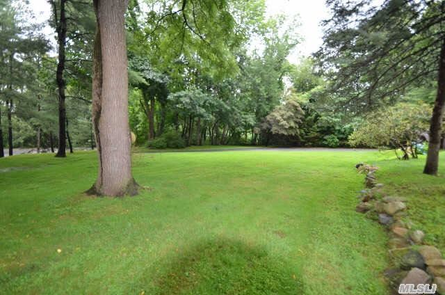 Beautifully Wooded 2 Acre Property, Privately Nestled At The End Of Cul-De-Sac.