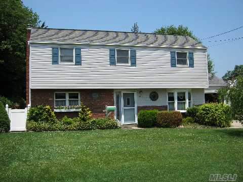 Front To Back Split With All Andersen Windows, New Bath Up, Updated Kitchen, Great Yard (Private),200 Amp,Taxes With Basic Star $6693,Large Deck. A Must See!!