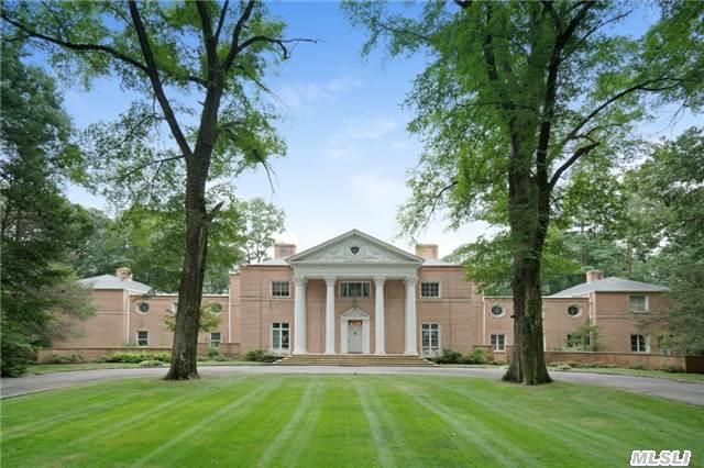 Incredible Opportunity To Own & Refurbish A Classic 1930'S Gold Coast Mansion In Old Westbury & Make It Your Own.All The Grandeur Remains Thru-Out This Magnificent Masterpiece W Elegant Reception Room, Soaring 16' Ceilings, Exquisite Architectural Details You Can't Match Today.Grand Ball Rm, Garden Rm, Den, Lib, Baronial Dining, Master/Suite +6Bed, Staff Wing, 6.4Ac, Pool, Jericho Sd