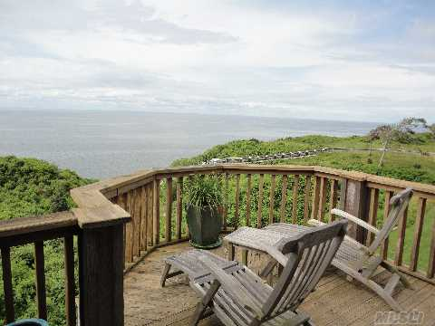 Coveted Top Floor End Unit Waterfront In The Bluffs. 2Br, 2Ba, Unbelievable Panaramic Views Of Li Sound. Ig Pool, Tennis, Beach. Minutes From Wineries, Farm Stands. North Fork Enjoyment Year Round. Room For Four Season Room!