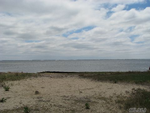 Bayfront Lot In Great South Bayport Neighborhood.