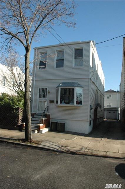 2 Family Converted From 1, Pvt Drvwy, Pvt, Yard, 2 Car Garage, Basement