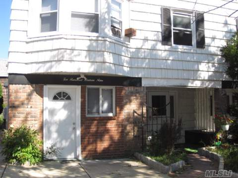 Large 2 Family, Duplex Over Triplex In Desirable Bay Terrace Section W/Waterview. Conveniently Located Close To Shopping, Public Transportation, Schools And Houses Of Worship.