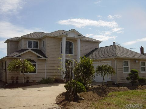 Complete Custom Re-Build 8 Years Young With 75 Foot Bulkhead On Wide And Deep Canal,Fantastic Detail In All Rooms, Must See, Priced To Sell, Taxes With Star $16,728, Sd#9