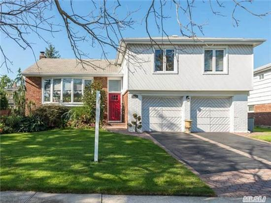 All Redone Split Level Home On A Quiet Tree Lined Street, All New Systems, Alarm, Sprinklers, All New Windows, New Bths, Hard Wood Floors, Cac, Radiant Heat Through Out, New Electric And Pluming. Beautiful Landscaping, School District #14. Low Taxes. No Sandy Damage. Must See!