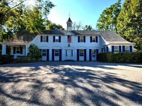 1920'S Carriage Home On 2.35 Private Acres In Lattingtown. Peaceful Cul-De-Sac Location Surrounded By Spectacular Estates.  The Interior Features Original Architectural Details And A Formal Living Room With Fireplace, Eat In Kitchen, 5 Bedrooms And 3 Baths. The Property Offers Mature Landscaping With Expansive Lush Lawns.Short Sale.