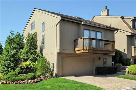 New Listing! Beautiful Unit In Cedar Glen With Mater Bedroom On Main Floor. Development Has Totally Redone Pool, Tennis And Basketball. Easy Living In This Beautiful Development In The Heart Of Woodmere, Move Right In! Very Private Street-Cul-De-Sac  Taxes Being Grieved, Never Were Grieved.