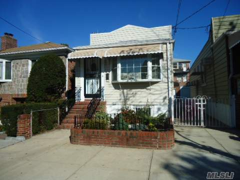 Cozy Detached Frame House In Excellent Neighborhood It Is On A Top Block. Well Maintained Lovely Yard Has A Separte Detached Garage A Must See!!!