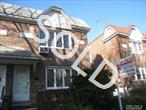 A Solid Brick Three Bedroom,Two Bathroom Semi Attached Colonial In The Heart Of Beautiful And Convienent Whitestone,Porch,Foyer,Living Room,Formal Dining Room,Eat In Kitchen,Food Pantry,Wood Floors,Nine Foot Ceilings,New Windows,Updated Bath,Full Basement,Back Entrance To Yard, Garage,Driveway,Walk To Nyc Bus,Shopping,District 25 Schools,Walk To Ps 79 And Ps 21,Beach