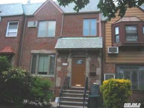 Opportunity For High Income Upscale Fully Renovated 5Br-3Bath 20X100 2-Family Tudor For Investment Or Owner-User In Prime Forest Hills. Over $5600 In Monthly Income. Has Laundry, Parking, & Storage. Currently Occupied. Leases Ending August/September 2016. New Electrical, New Plumbing, New Everything, In Pristine Condition Inside And Out. Owner May Finance With Min 50% Down