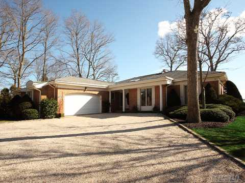 Gorgeous Bayfront Custom Brick Ranch. Great Room, Dining Room, Kitchen And Master Bedroom All Have Amazing Bay Views.  118' Of Bayfront. New Bulkhead.